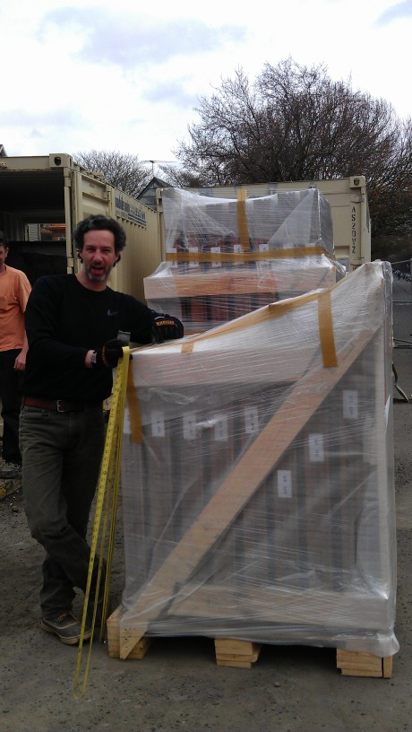 Zola Windows Delivered from Poland!