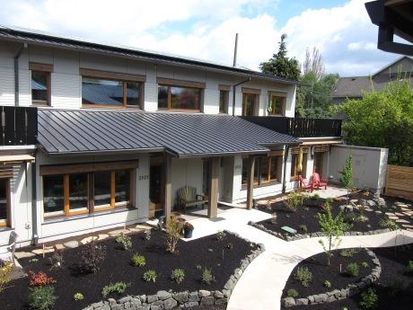 Ankeny Row Courtyard_Solar